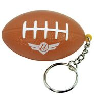 Football Keychain Stress Reliever