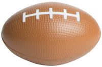 Football Stress Ball - Brown
