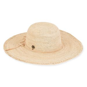 377f7a82848 Sun  N  Sand® Natalie Fine Raffia Hat - HH2096 - IdeaStage Promotional  Products