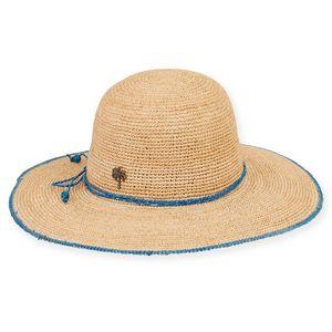 00972abaf3db0 Sun  N  Sand® Raffia Hat w Self Trim Brim 4