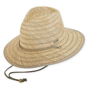 5971e797ee3 Sun  N  Sand® Zane Camo Paper Straw Safari Hat - HH2003 - IdeaStage  Promotional Products