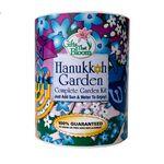 Hanukkah Garden in Eco-Friendly Grocan