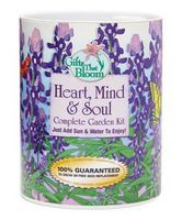 Heart, Mind, Soul Garden in Eco-Friendly Grocan