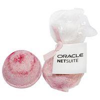 Pink Glitter Bath Bomb