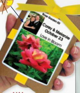 Wedding Flower Pouch