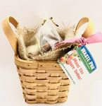 Custom Tulip Bulbs in Gift Basket