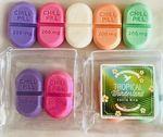 Custom Chill Pill Soaps