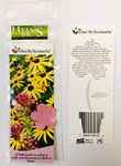 Custom Plant Me Bookmark Pink