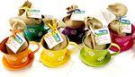 Custom Assorted Daisy Tea Cup Planter Set