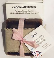 Chocolate Kisses Soap