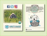 Organic Dog Grass Seed Packet