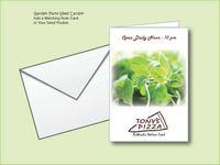 Garden Party® Oregano Herb Greeting Card w/Envelope
