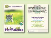 Organic Cat Grass Seed Packet