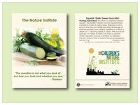 'Zucchini' Squash Seed Packet
