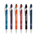 Custom Glasgow Arden Soft Touch Stylus Pen