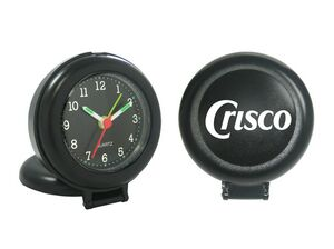 Custom Printed 1 Day Service Desk Clock and Pen Gift Sets