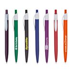 Custom Liberty Plastic Pen