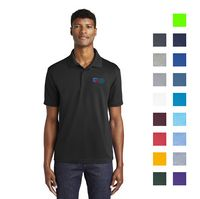 Sport-Tek® PosiCharge® RacerMesh® Embroidered Polo