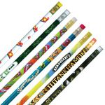 Custom Full Color HT Custom Graphics #2 Pencil