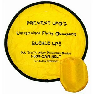 Flying Saucers And Discs -