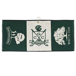 Custom Printed Jacquard Woven Bar Towels