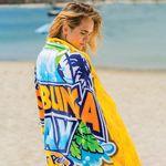 Custom Microfiber Reactive Beach Towel (30