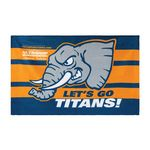 Traveler's Microfiber Terry Sports Towel (Sublimated)
