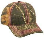 Custom Ladies Fit camo Assorted Cap with Heavy Construction Stitch