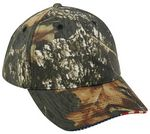 Custom Camo Assorted Cap w/ Flag Sandwich