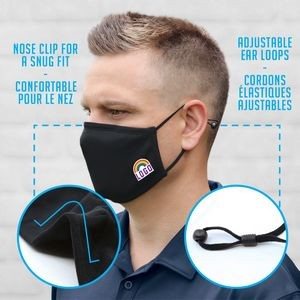 Ultimate Face Mask / Adjustable Ear Loops - PPE Protection