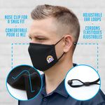 Custom Ultimate Face Mask / Adjustable Ear Loops - PPE Protection