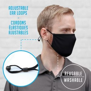 Face Mask / Adjustable Ear Loops - PPE Protection