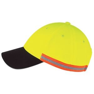 Polycotton/Polyester Full Fit Safety Cap