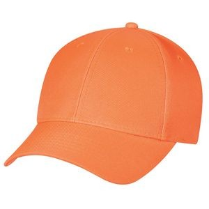 6 Panel Constructed Contour Hunting Safety Cap