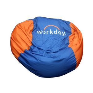 Custom Bean Bag Chair 36 Dia Without Filler Bbag Ideastage Promotional Products