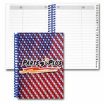 Custom Address Book/ Lenticular USA Flag Flip Effect (Custom)