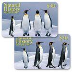 Custom 3D Lenticular Gift Card w/ Animated Penguins Images (Custom)