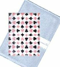 3d Lenticular Business Card Holder Playing Card Symbols Bh2r014