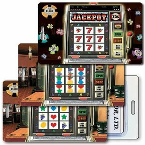 slot machine promotional items