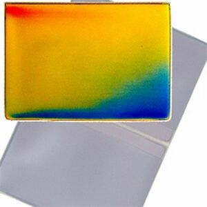 Promotional Product - 3D Lenticular Business Card Holder - 2 5/8