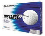 TaylorMade® Distance+ Golf Ball (Dozen)