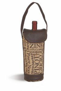 Custom Cortica Single Bottle Carrier