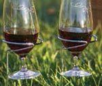 Custom Wine Glass Holder
