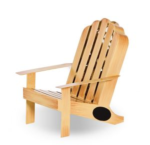 Cork Caddy - Adirondack Chair