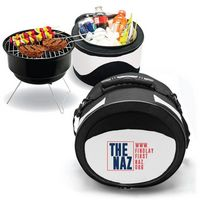 2 in 1 BBQ Grill & Cooler