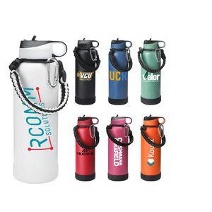 40 oz. Paracord Vacuum Bottle
