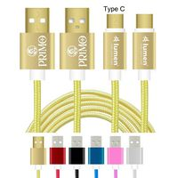 The Mesh USB Charging Cable