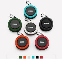 The Compass Bluetooth Speaker with Clip