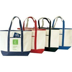 29caf6494a0 Promotional Product - Large Two-Tone Boat Bag
