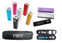 The Intern Power Bank 1800 with Car Adapter and Case